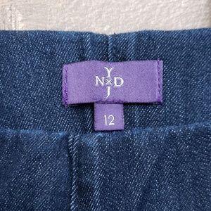 NYDJ Jeans Ankle Jeans Sz 12